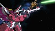 Infinite Justice Gundam Beam Rifle 01 (Seed Destiny HD Ep49)