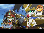 "SD GUNDAM WORLD HEROES - Episode 3 ""Another Wukong""(EN,HK,TW,CN,KR,TH,VN,IT,FR,ID sub)"
