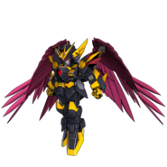 Wing Zero Rebellion (SRW DD)