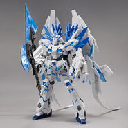 RX-0 Full Armor Unicorn Gundam Plan B (Gunpla) (Front)
