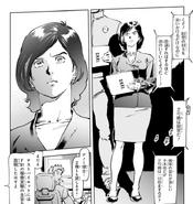 Mobile Suit Gundam F91 Prequel Monica Arno