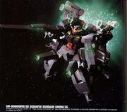 Seravee Gundam GNHW3G - Story Photo