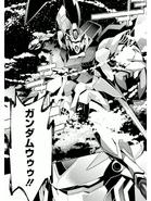 Gundam Legilis Manga