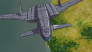 Transport Plane (Front)(Seed HD Ep41)