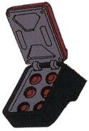 Gat-x103-missile buster