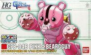 HG Pink Beargguy