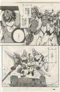 The Glory of Losers OZ-00MS Tallgeese