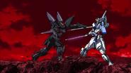Blitz attacking Sword Strike