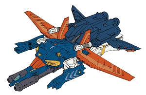 G-Fortress Mode (Gundam Evolve)