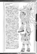 Phantom Gundam Lineart FB