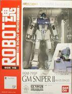 RobotDamashii rgm-79sp WhiteDingo p01 front