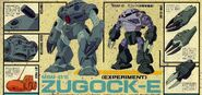 Z'Gok Early Mass Production Type