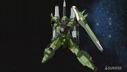 Blaze ZAKU Warrior 04
