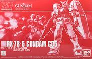 HGUC Gundam G05