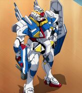 Reiji's Beginning Gundam