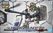 SDCS Gundam Ground Type