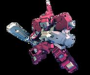 SD Gundam G Generation Cross Rays Shiden Custom
