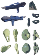 BUGU Weapons