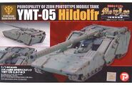 Gunpla ymt05-TankMode 144-BClubResin box
