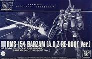 HGUC Barzam (A.O.Z Re-Boot Ver.)