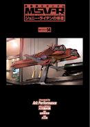 MSV-R Return of Johnny Ridden Chapter 70