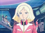 Mobile Suit Gundam Journey to Jaburo PS2 Cutscene 014 Sayla