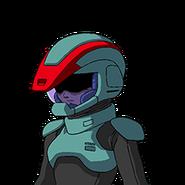 Puru Clone Pilot (G Gen Wars)