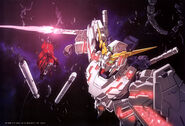 RX-0 Unicorn Gundam (Mobile Suit Bible)