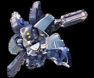 SD Gundam G Generation Cross Rays Rouei