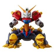 Devil Gundam Dash P