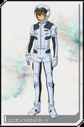 Graham - Pilot Suit AD 2307