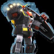 Gundam Diorama Front 3rd MRX-009 Psyco Gundam