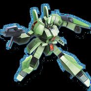 Gundam Diorama Front 3rd RGM-89 Jegan