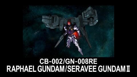 GN-008RE Seravee Gundam II
