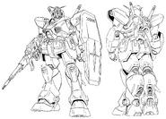 Okawara Redesign Rx-78 Gundam1
