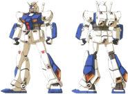 RX-78NT-1 Gundam Fix Figuration