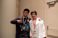 Takashi Okazaki and Pikapwn