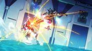 ASW-G-XX Gundam Vidar (Episode 43) 's Hunter Edge (1)
