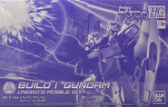 HGBD Build Γ Gundam