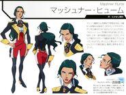 Character Profile Mashner Hume