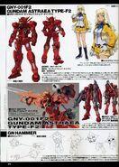 Gundam 00V Senki Gundam Astraea Type-F2