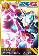 Gundam Age-1 Normal GCC