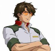 Character Profile Gai Murakumo