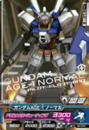 Gundam AGE-1 Normal Try Age 10