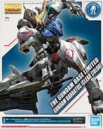 MG Gundam Barbatos -Clear Color-