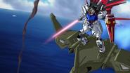 Strike Gundam on a Guul 01 (Seed HD Ep29)