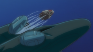 Vosgulov-Class Launching Mobile Suit 01 (Seed HD Ep22)