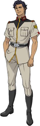 Military Uniform(Front)