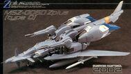 Model Kit MSZ-006D Z plus D6
