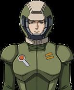 Neo Zeon Pilot Unicorn Ver. B (SRW V)